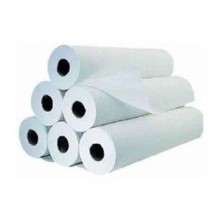 Ärzterollen, weiß, Tissue, 2-lagig, 59 cm x 100 m, Karton: 6 Rollen