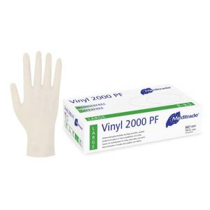 Vinyl 2000 PF Untersuchungshandschuhe aus Vinyl, puderfrei