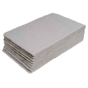 Zellstoff in Lagen 20 x 30 cm, ungebleicht, 3 x 5 kg Packung